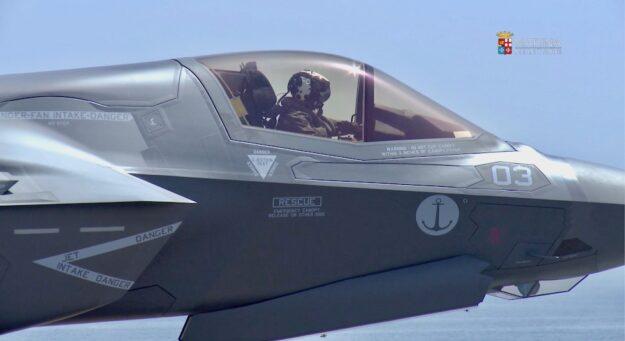 F-35B della Marina Militare