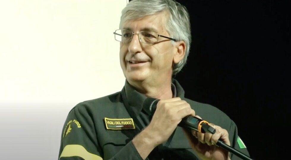 Chi è Guido Parisi nuovo Capo del Corpo Nazionale dei Vigili del Fuoco