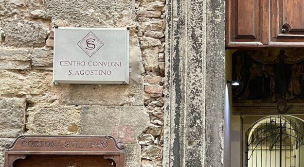 La sede di Cortona Sviluppo presso il Centro Convegni Sant'Agostino